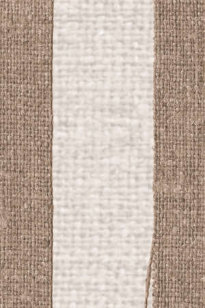 canvas element: Textile thread, fabric element, mustard canvas material dirty background