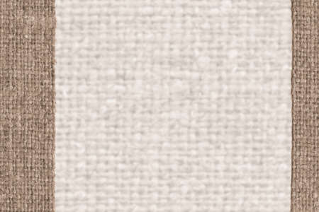snip: Textile frame, fabric fashion, sandy canvas, full material paper background