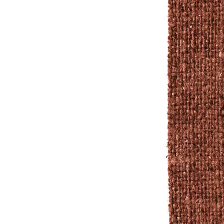 textile image: Textile yarn, fabric image, coffee canvas, fine material braided background