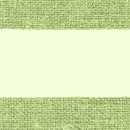 bagging: Textile sack, fabric string, tea canvas, scrapbooking material bagging background