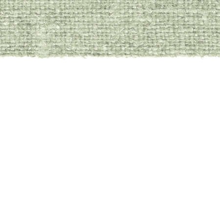 weft: Textile weft, fabric concepts, malachite canvas, sackcloth material blank background