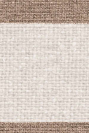 weft: Textile weft, fabric interior, almond canvas, bag material retro-styled background