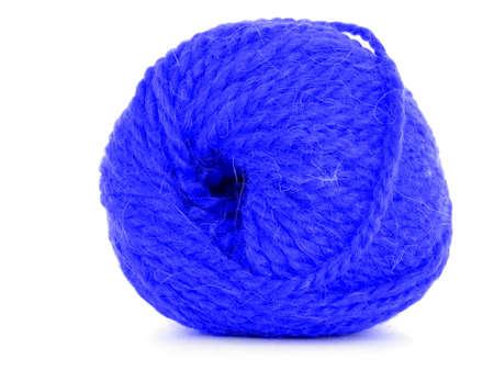 skein: Clew of wool, braided skein