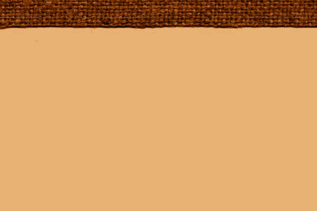 canvas element: Textile pattern, fabric element, khaki canvas, wallpaper material paper background Stock Photo