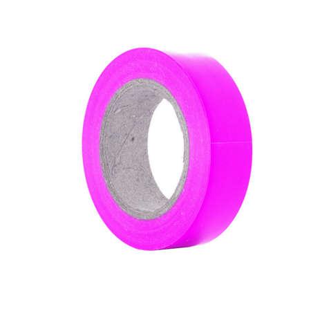 bobina: bobina de cinta aislante