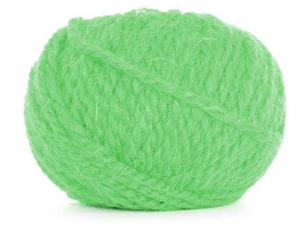 Ball of yarn, tangled skein