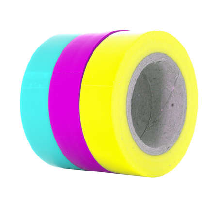 electrical materials: Electrical tape rolls