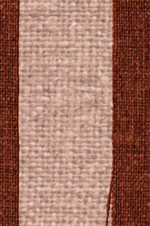 snip: Textile texture, fabric exterior, ochre canvas, hessian material empty background