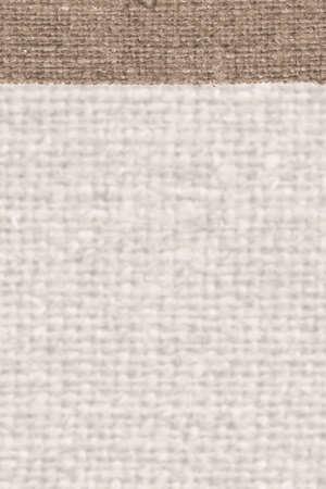 weft: Textile weft, fabric element, buff canvas, stylish material vintage background