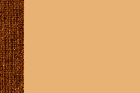 grained: Textile tissue, fabric style, camel canvas, grained material rough background