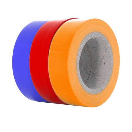 insulating: Isolation adhesive insulating tape coils.