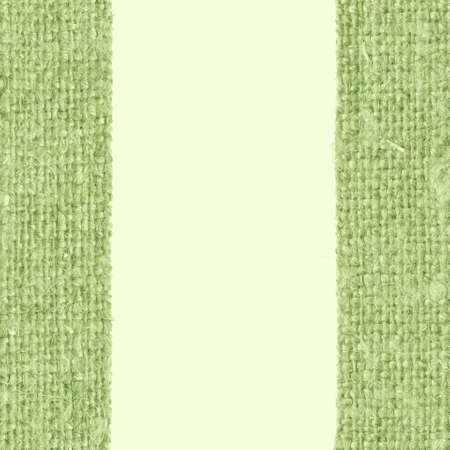 textile image: Textile weft, fabric image, jade canvas, fiber material retro-styled background Stock Photo