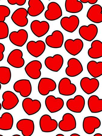 Farbe Hintergründe Für Valentinstag, High Definition Design Photo