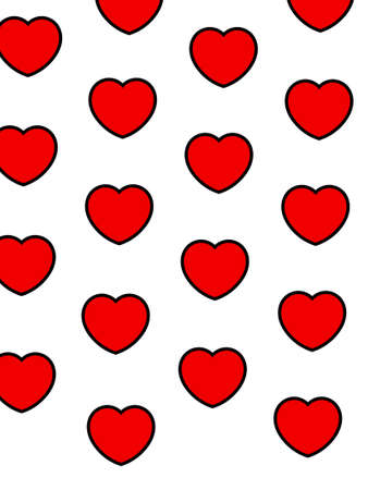 Abstract background for Saint Valentines day, high definition design Stock Photo
