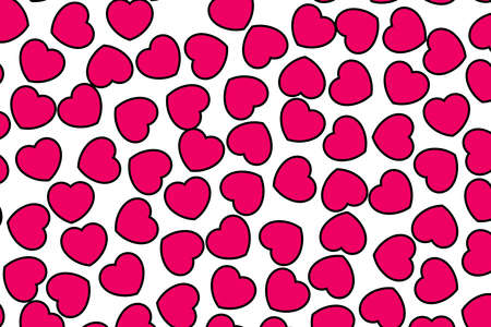 Love background for Saint Valentines day, high definition decoration