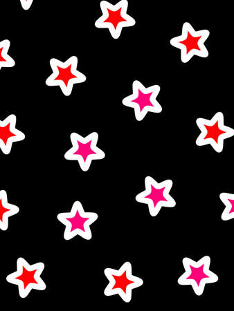 Star template with many shapes for your xmas concept
