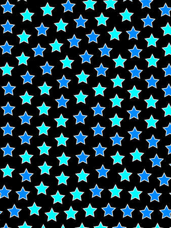containing: Star template containing many shapes . christmas illustration