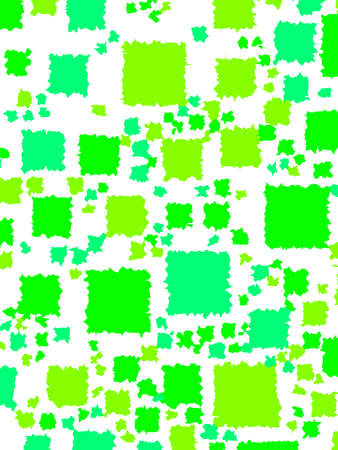 Abstract background with flat pixels. Pattern for button concept.
