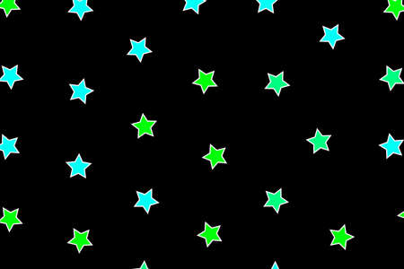 Star texture based on many elements for your high definition design Stock Photo