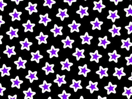 pentagramma musicale: Sfondo irregolare contenente particelle casuali. illustrazione di natale