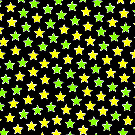 Star texture with many elements for your xmas decoration