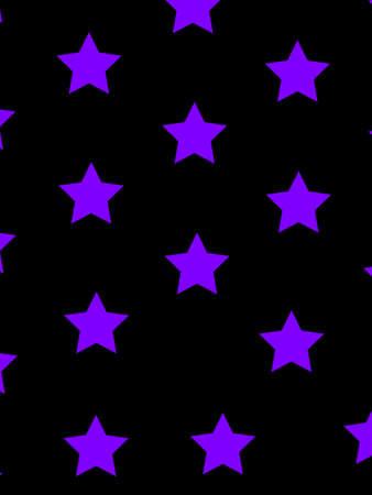 based: Star template based on random elements . modern backdrop Stock Photo