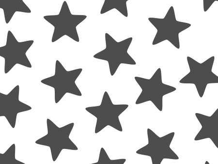 disorganization: Star background containing multiple shapes for high definition decoration