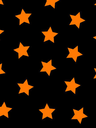 Star background with random elements . modern backdrop