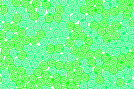 plume: Helix background with random elements for high resolution design.