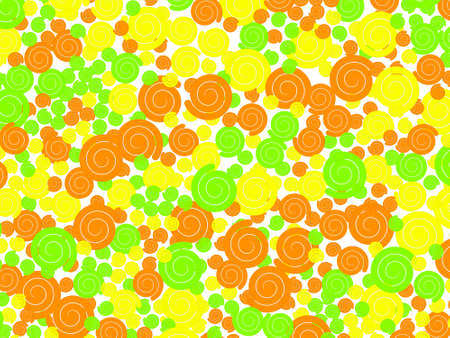 Abstract background with multiple elements for your high resolution design. Stock Photo
