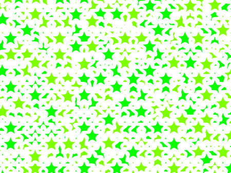 Star pattern with many particles for your high definition design