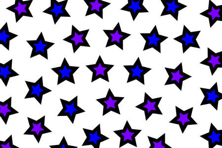 Abstract pattern containing random shapes for your high definition design