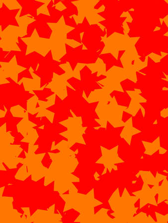 Abstract background based on multiple particles . xmas decoration Stock Photo