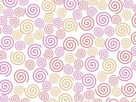 Abstract pattern with random elements for modern design.