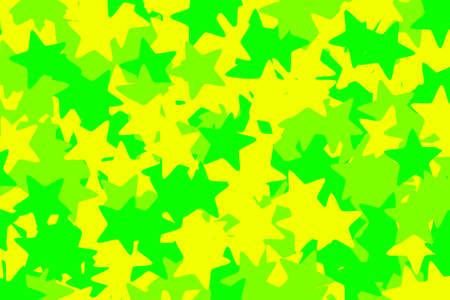 Star template containing multiple particles for your xmas concept