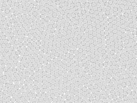 Chaotic pattern with random elements for your high resolution illustration. Stock Photo