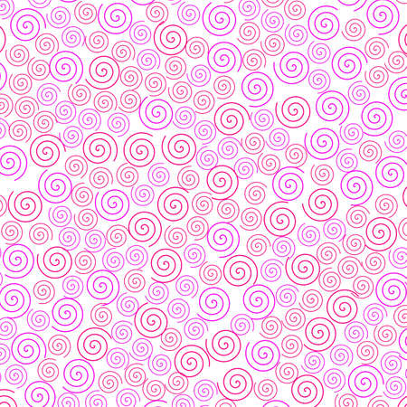 Helix pattern containing multiple particles for modern concept.