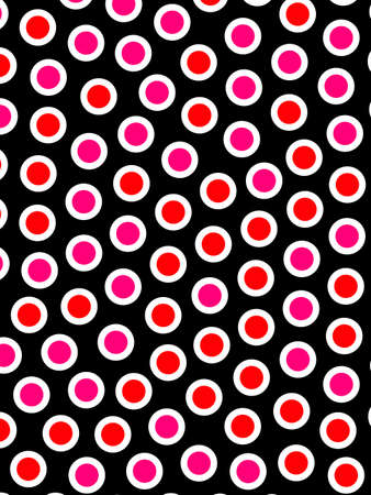 Rings background and abstract pattern for your design