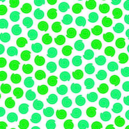 Spiral background containing many particles for modern design.