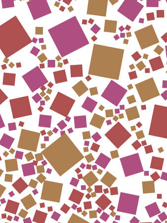 tile pattern: Abstract background with random blocks. Pattern for music concept. Stock Photo