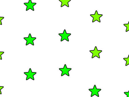 Star background containing random elements for your christmas backdrop Stock Photo