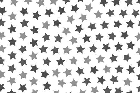 rendered: Star pattern with multiple particles for your modern illustration