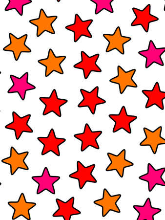 rendered: Star pattern containing many shapes . modern backdrop