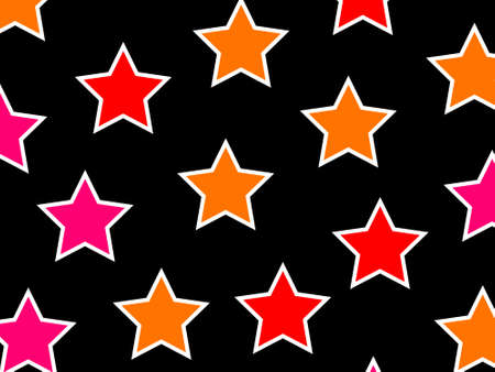 rendered: Star template based on many shapes for your xmas decoration Stock Photo
