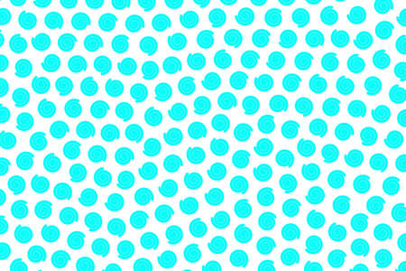 Irregular pattern containing many particles for modern illustration.