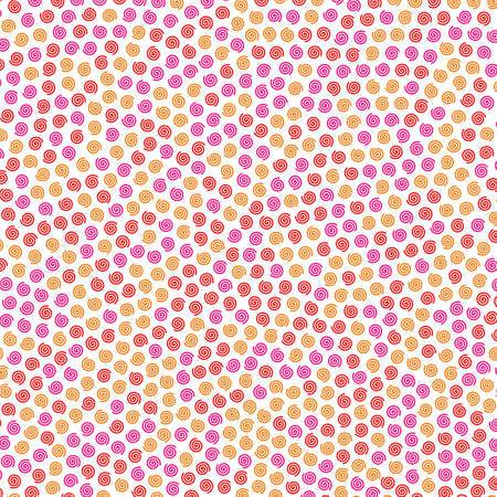 Irregular pattern containing random shapes for high resolution design.