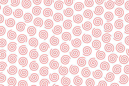Spiral pattern containing random particles for your modern illustration. Stock fotó