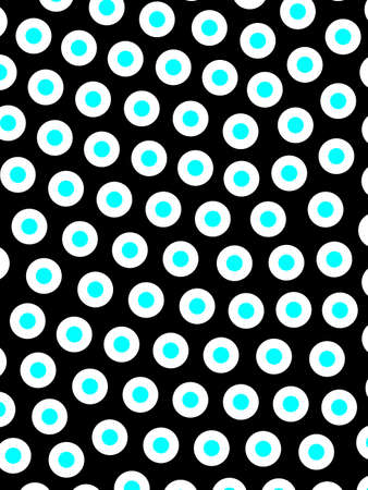 Disks backgrounds and irregular pattern for futuristic illustration Stock Photo