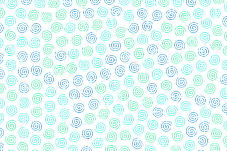 Helix background containing many elements for high resolution illustration.