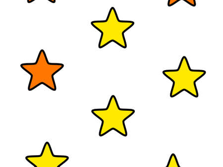 Star texture with multiple shapes for your high definition illustration Stock Photo